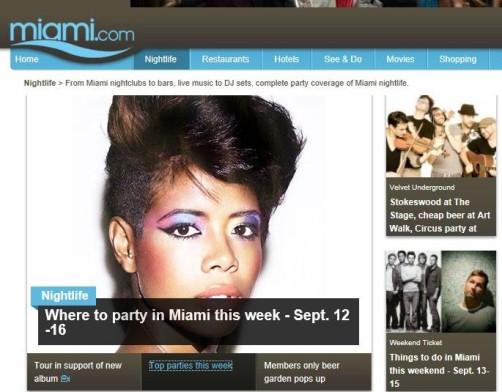 Miami.com Party Patrol